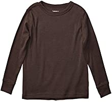 9601a4d38 Leveret Long Sleeve Boys Girls Kids   Toddler T-Shirt 100% Cotton (2