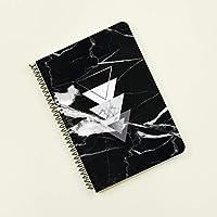 Cuaderno de papel de piedra espiral MERAKI (Hoja Blanca)