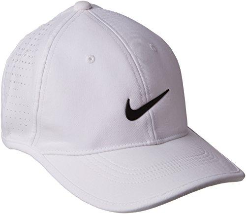 Nike Ya Ultralight Perf - Gorra para Unisex, Color Blanco, Talla única: Amazon.es: Zapatos y complementos