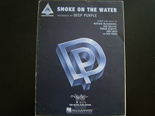 Smoke on the Water / Deep Purple / Guitar Tab Vocal