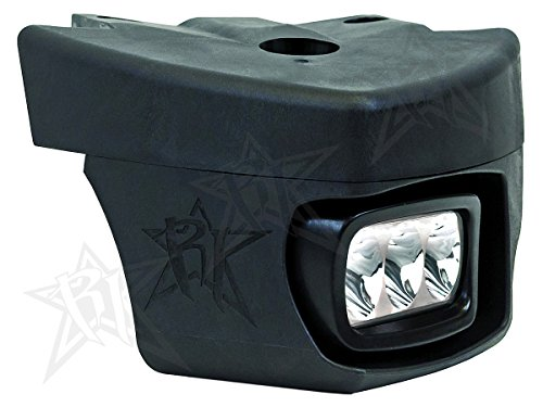 Rigid Industries 40003 Trolling Motor Mount Light Kit
