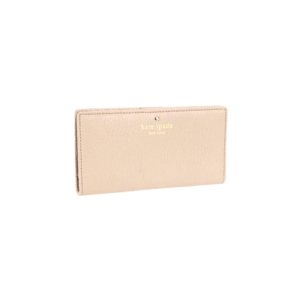 Kate Spade New York Cobble Hill Stacy  Wallet,Oyster,One Size