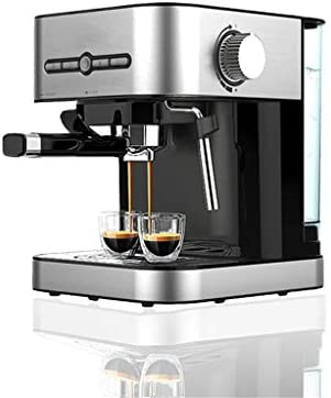 Wonepic 1.4L Espresso Elektrische Kaffeemaschine 220V / 950W Elektro Foam Kaffeemaschine Elektro Milchaufschäumer Küchengeräte Für Zuhause Kleinanlagen