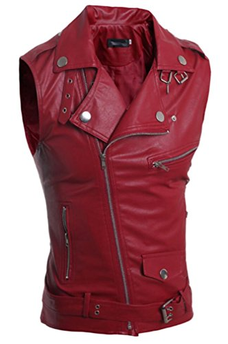 Leather Biker Apparel - 4