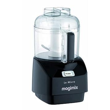 Magimix 18107F Batidora de vaso 290W Negro - Licuadora (Batidora de vaso, Negro,