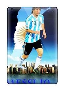 Premium Beautiful Lionel Messi Heavy-duty Protection Case For Ipad Mini/mini 2