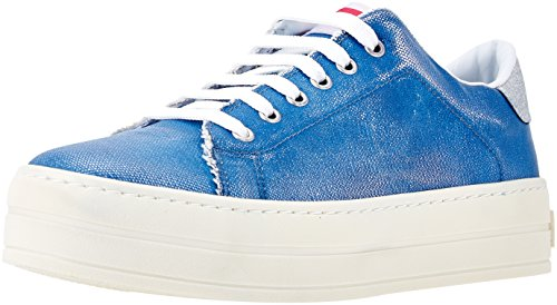 Maxi Fornarina Sneaker Azzurro Donna Blu dqTqP