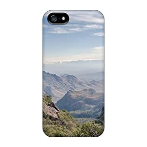 Awesome Design Big Bend National Park Hard Case Cover For Iphone 5/5s