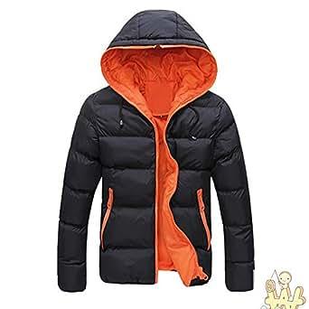 Amazon.com: Men's Winter Puffer Jacket,Gillberry Mens