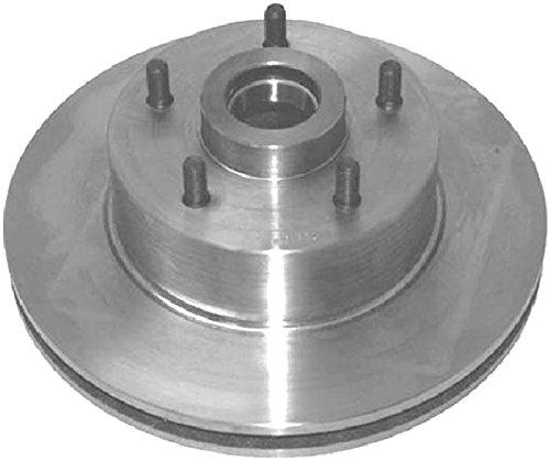 (Bendix Premium Drum and Rotor PRT1039 Front Rotor)