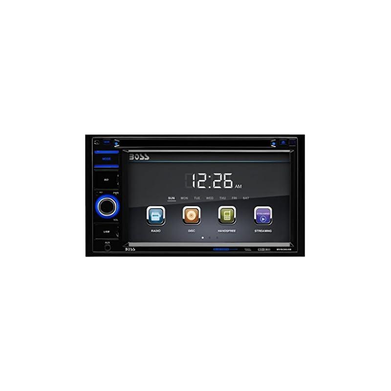 BOSS Audio BV9364B Car Stereo DVD Player