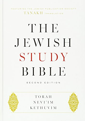 Pdf Bibles The Jewish Study Bible: Second Edition