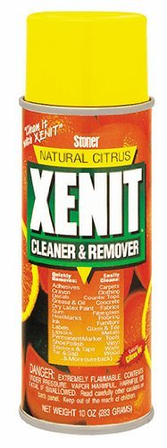 Stoner Car Care 94213 Xenit Citrus Cleaner and Remover - 10-Ounce (Stoner Carpet)