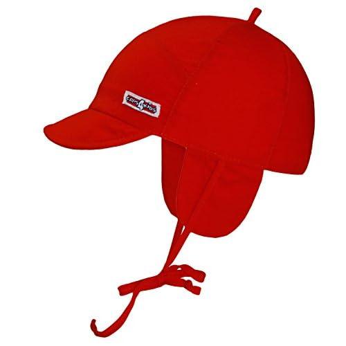 fc4f220e4 EveryHead Fiebig Sombreros De Verano Gorros Con Cintas Unión Gorro Pantalla  Cabrito Casquillo Bebé Niño Pequeño