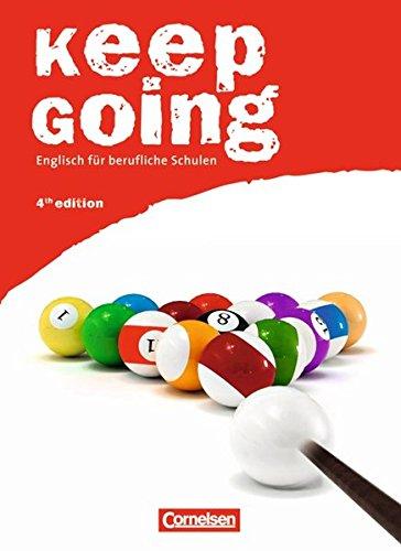 Keep Going - Fourth Edition: A2/B1 - Schülerbuch