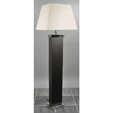 Tarkin brown faux leather floor lamp nd274 nd274 amazon tarkin brown faux leather floor lamp nd274 nd274 aloadofball Images