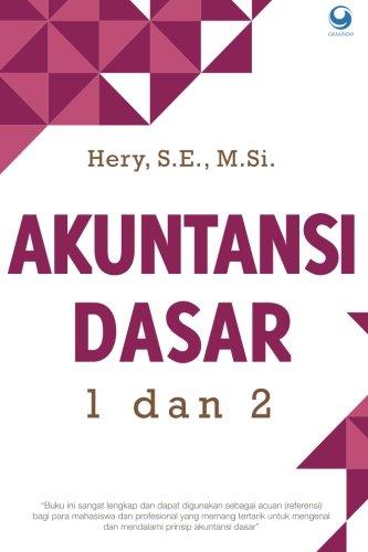 Akuntansi Dasar 1 dan 2 (Indonesian Edition)
