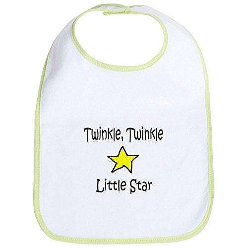 Cafepress   Twinkle Twinkle Little Star   Bib   Cute Cloth Baby Bib  Toddler Bib