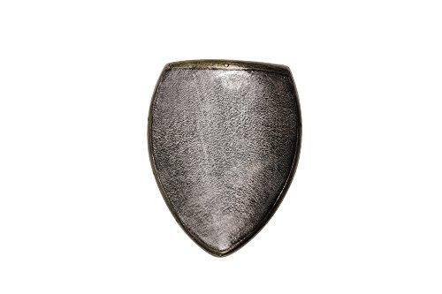 Hero's Edge G-L01 Latex Rubber Foam Battle Shield Larp (Medieval Foam Larp Shield)