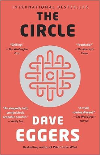 The Circle: Dave Eggers: 9780345808592: Amazon.com: Books