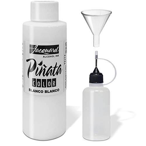 Jacquard Pinata tinta de alcohol - blanco 20ml set