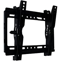 Orienttvbracket TV Wall Mount Bracket Tilt for most 14 to 40 Inch LED LCD OLED Plasma Flat Screen Panel with VESA up to 250x210mm and 55 lb