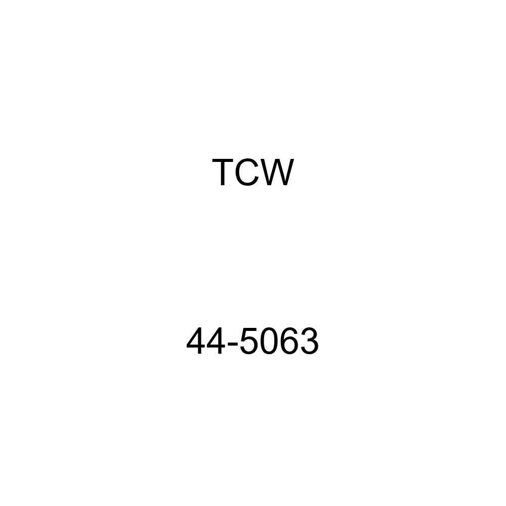 TCW Quality A//C Condenser 44-5063 with Perfect Vehicle Fitment