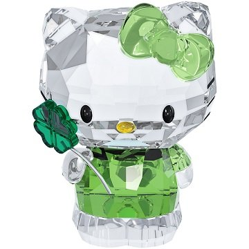 Swarovski Crystal Hello Kitty Lucky Charm