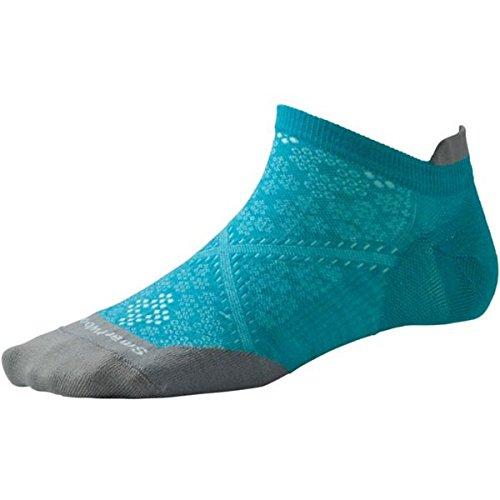 Smartwool Women's PhD Run Ultra Light Micro Sock - AW16 - Medium - Blue