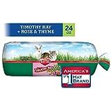 Kaytee Timothy Hay Plus Rose & Thyme 24 oz