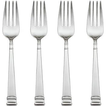 Oneida Paradox Set of 8 Salad Forks