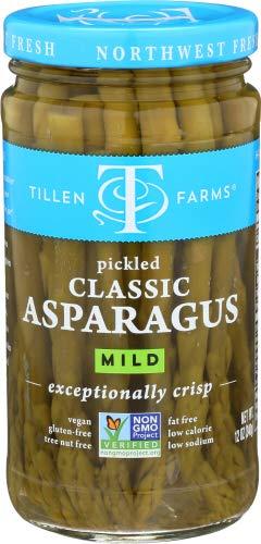 Tillen Farms Pickled Asparagus 12 OZ (Pack of 2)