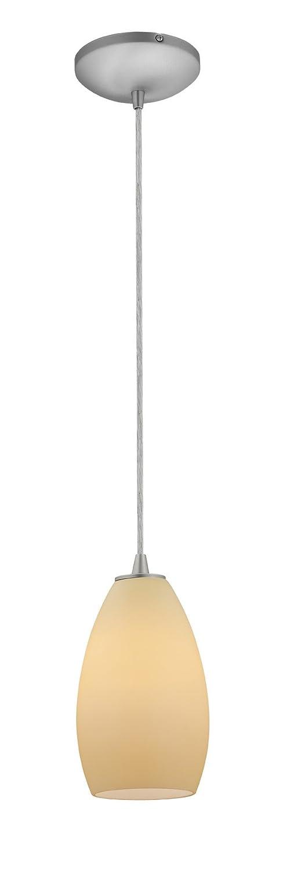 Amazon.com: Acceso iluminación Sydney vidrio Colgante, 28012 ...