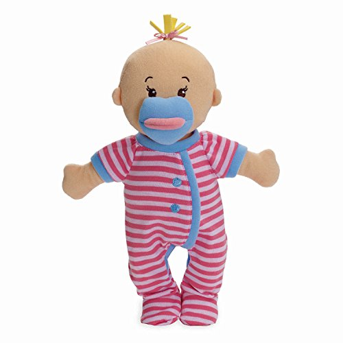 "Manhattan Toy Wee Baby Stella Sleepy Time Scents 12"" Soft Baby Doll Set from Manhattan Toy"