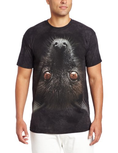 The Mountain Unisex Kinder Bat Head Tier T Shirt