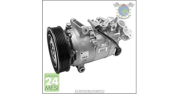 Cge Compresor Aire Acondicionado SIDAT Renault Megane III 2 Vol: Amazon.es: Coche y moto