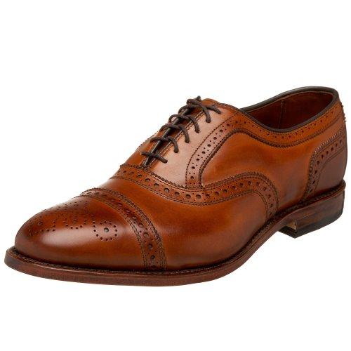 Allen Edmonds Uomo Filo Cap-toe Oxford Noce