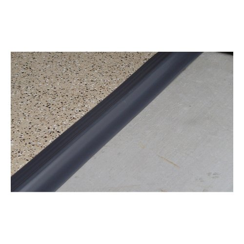 Auto Care Products Inc 51100 100-Feet Tsunami Seal Garage Door Threshold Seal Kit, Gray by Auto Care Products Inc. (Image #1)