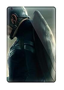 Rowena Aguinaldo Keller's Shop Tpu Case Skin Protector For Ipad Mini 3 Chris Evans Captain America 2 With Nice Appearance