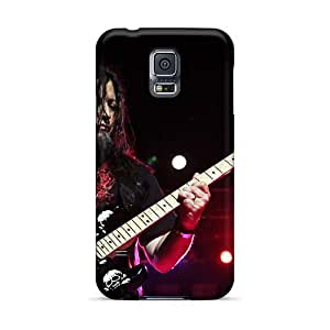 Samsung Galaxy S5 WUE18025sXlw Customized Colorful Avenged Sevenfold Series Shockproof Cell-phone Hard Cover -KellyLast