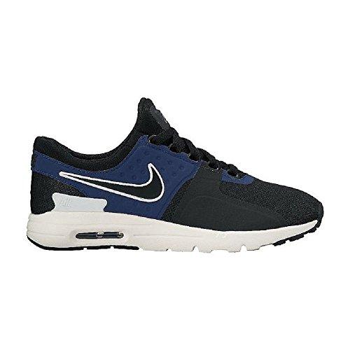 Binary Zero ivory Nike Damen Max Air W blue Laufschuhe Black Black BOzOFq1