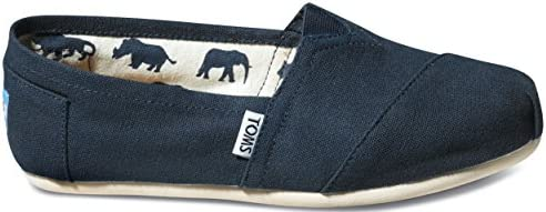 TOMS Womens Classics Canvas 001001B07 NVY product image