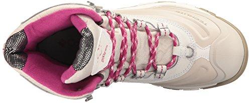 Columbia Women's Bugaboot Plus Omni-Heat Michelin Snow Boot, Sea Salt, Deep Blush, 9 B US by Columbia (Image #8)