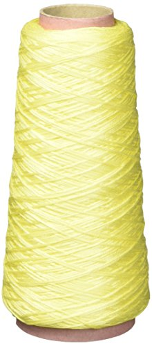 DMC Six Strand Embroidery Cotton Cone, Lemon Light