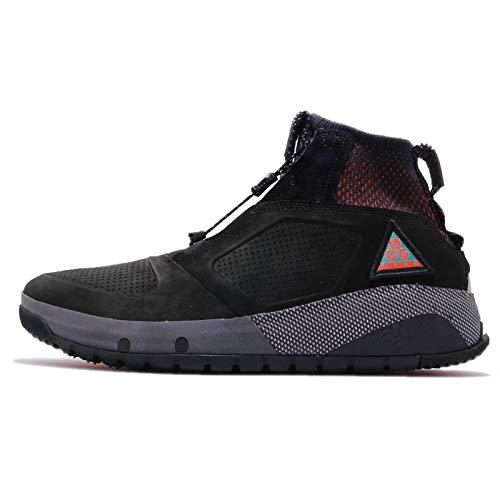- Nike Men's ACG Ruckel Ridge, Black/Black-GEODE Teal, 10.5 M US