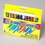 Crayons - Jumbo 12 Count 72 pcs sku# 361577MA
