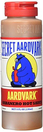 Secret Aardvark Habanero Sauce, 8 fl oz