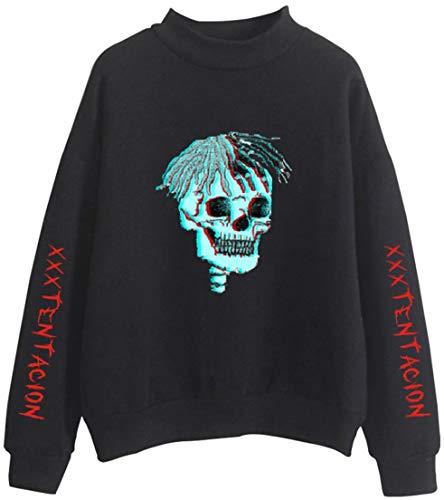 Mort Star Shirt Sweat 1noir Super Oliphee De Avec Xxxtentation Tête Homme Motif 4 wU6gxnqvH