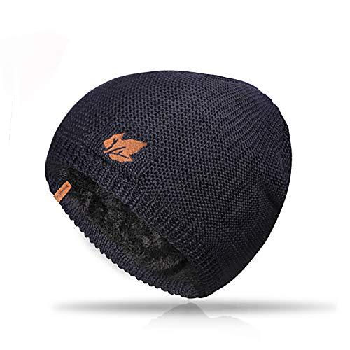 Pipe Fitter Skull Unisex Knitted Hat Beanie Hat Warm Hats Skull Cap