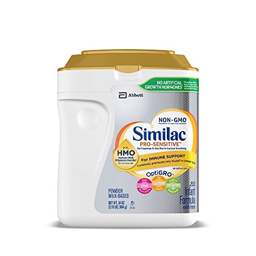 Similac Non-GMO Pro-Advance Infant Formula Powder, 34 oz. x2 AS